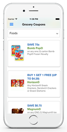 Grocery Coupons Screenshot1
